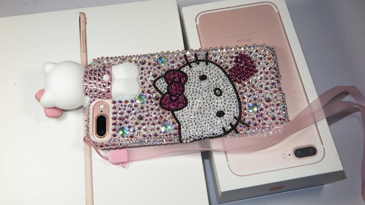 iphone 7 hoesje swarovski