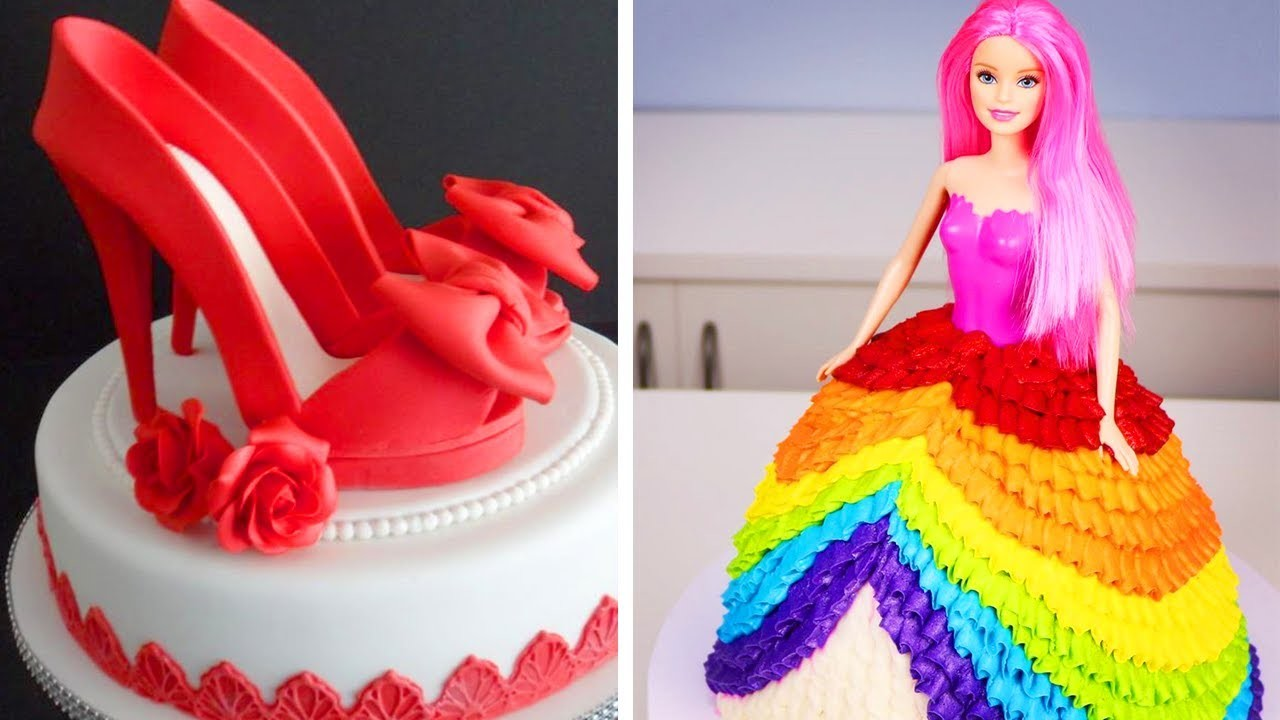Top 10 Amazing Cakes Decorating Ideas Cake Style 2017