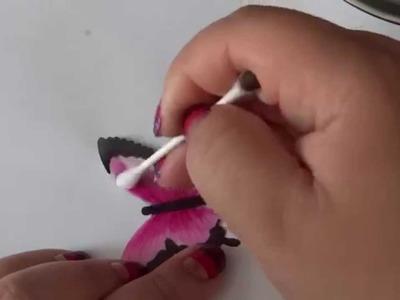 TUTORIAL : Vellum Butterflies!