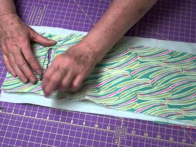 Welt Pockets featuring Marlous Designs Part 2 of Purse Pockets