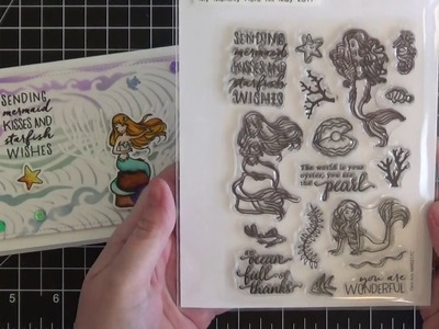 12 Cards, One Kit - May 2017 Hero Arts My Hero Kit - Part 1