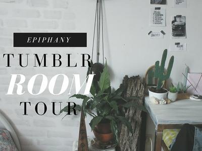 2016 Tumblr Room Tour | Epiphany ♡