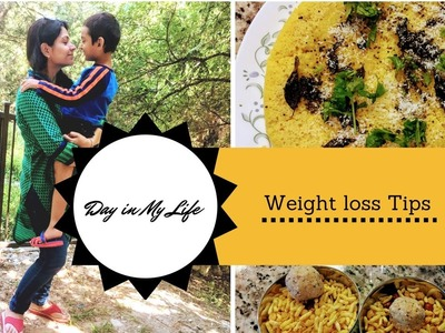 A Day In My Life +What we eat  +Weight loss advice ll ReallIfe Realhome