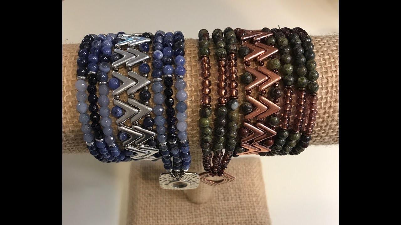AVA Wrap Bracelet