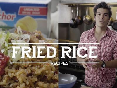 Butter vs. Margarine: Butter Fried Rice Recipe