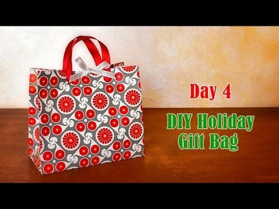 Day 4 of 12 Days Gift Wrapping Challenge!