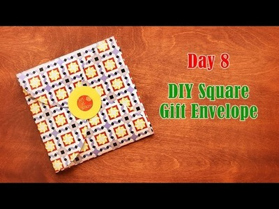 Day 8 of 12 Days Gift Wrapping Challenge!