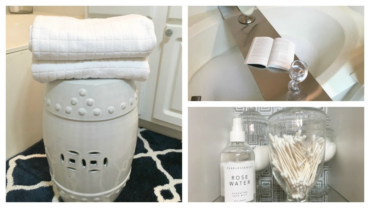 EXCITING AND NEW!  Monday's Must Haves:  Bathroom Decor and Accessories
