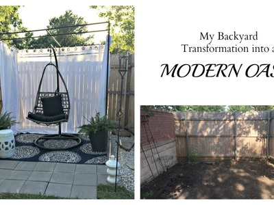 EXCITING and NEW!  My Backyard Transformation and HUGE GIVEAWAY