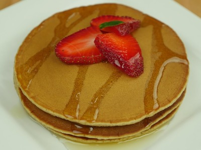 Honey Cinnamon Pancakes Recipe By Food Fusion
