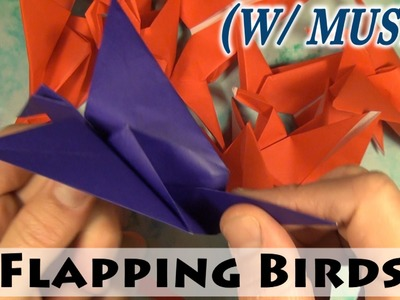 How to Fold Flapping Birds Fast