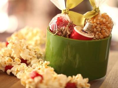 How to Make a Popcorn Garland Kit | Kin Community