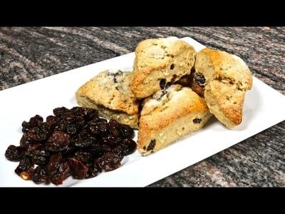 How to Make Cherry Buttermilk Scones
