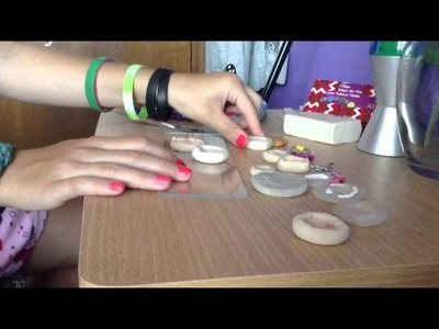 How to Make Clay Molds With Sculpy Mold-Maker