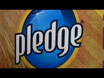 How to Make Magic Wash - Pledge with Future Shine