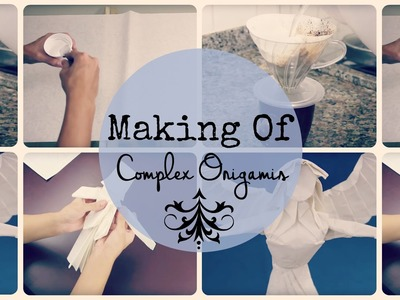 Making of complex origamis