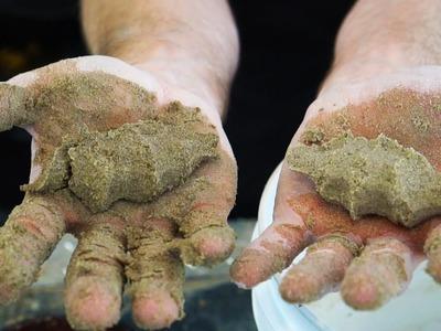 Metal Casting Play Sand