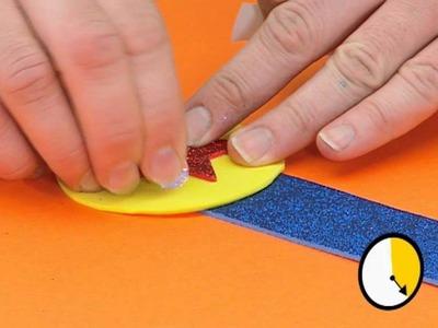 Mister Maker: How to Make a Superhero Wristband