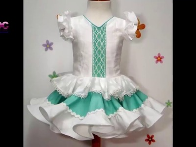New Stylish and Easy Baby Dress Designs| Summer Dress Designs| Baby Dress Designs 2017