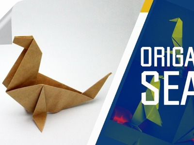 Origami - How To Make An Origami Seal