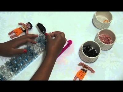 Pocahontas- How to Rainbowloom