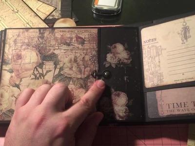 Prima Time Traveler's Memories 8x6.5 Mini Album Share