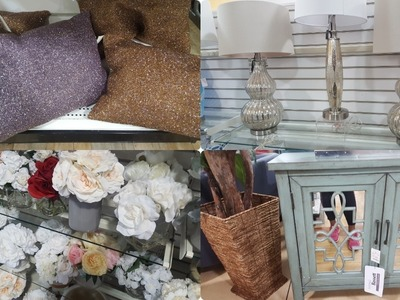 SHOP WITH ME: HOMEGOODS WEEKLY TOUR | JUNE 2017 STUFF | HOME DECOR | SPRUCE YOUR HOME THIS SUMMER!