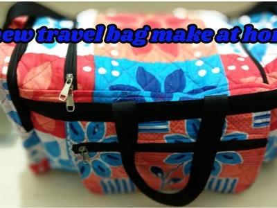 Travel bag 3 make at home diy magical hands