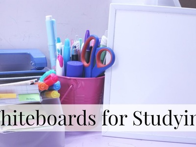 6 Ways to Study With a Whiteboard | Everything Janis