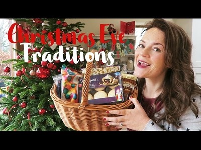 #ad | HAUL: Christmas Eve Basket with Sarah Barnes!