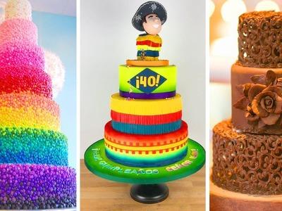Amazing Cake Decorating Techniques 2017 | Most Satisfying Cake Video & Cake Style 2017