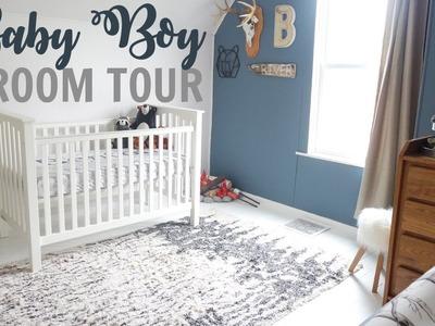BABY BOY ROOM TOUR