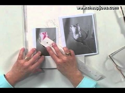 Beginning a Watercolor Painting with Nancy Couick - Part 1 of 5
