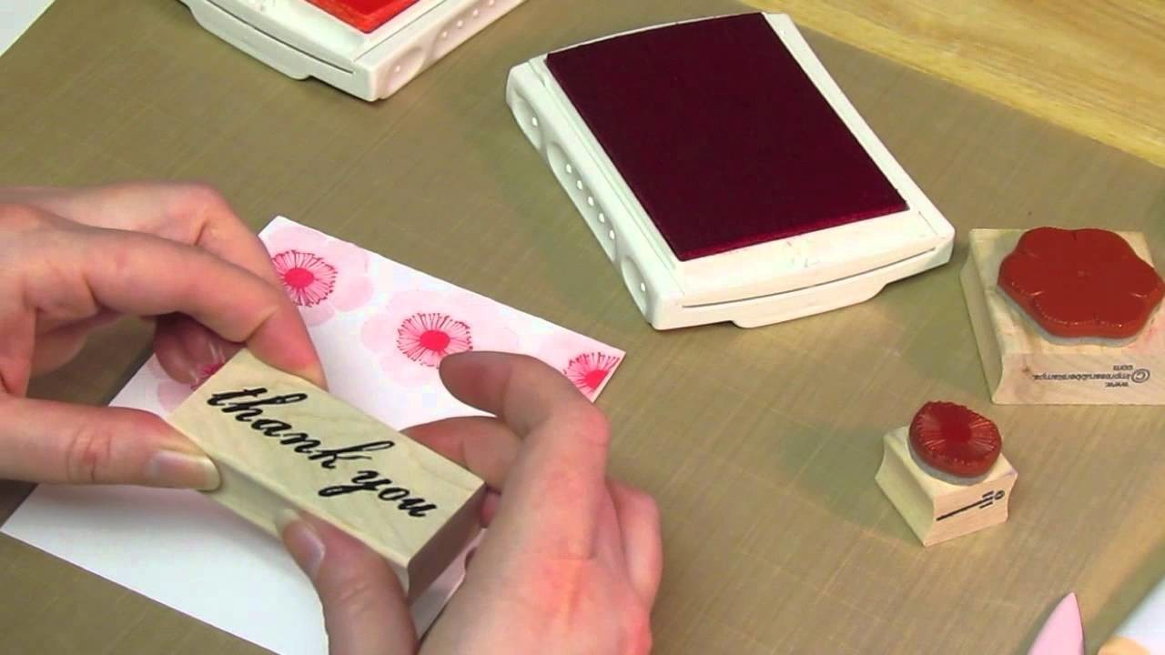 Clean and simple cards impress rubber stamps my crafts for Impress cards and crafts