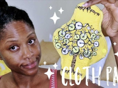 CLOTH PADS 101 + How To Wash & Store • @glamazini