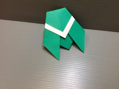 Daily Origami: 012 - Cicada