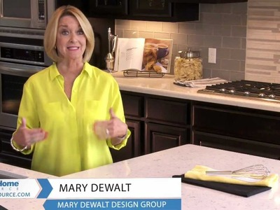 Design Your Kitchen Option #2 with Mary DeWalt - New Home Source
