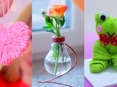 DIY ROOM DECOR! 15 Easy Crafts Ideas at Home