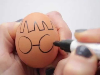 Easter Eggs How To Draw Egg Faces, FUN Kid's Activity For Easter Or Anytime!