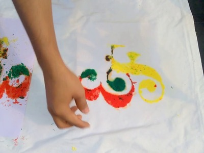 Easy Way of Printing T-shirt By Your OWN