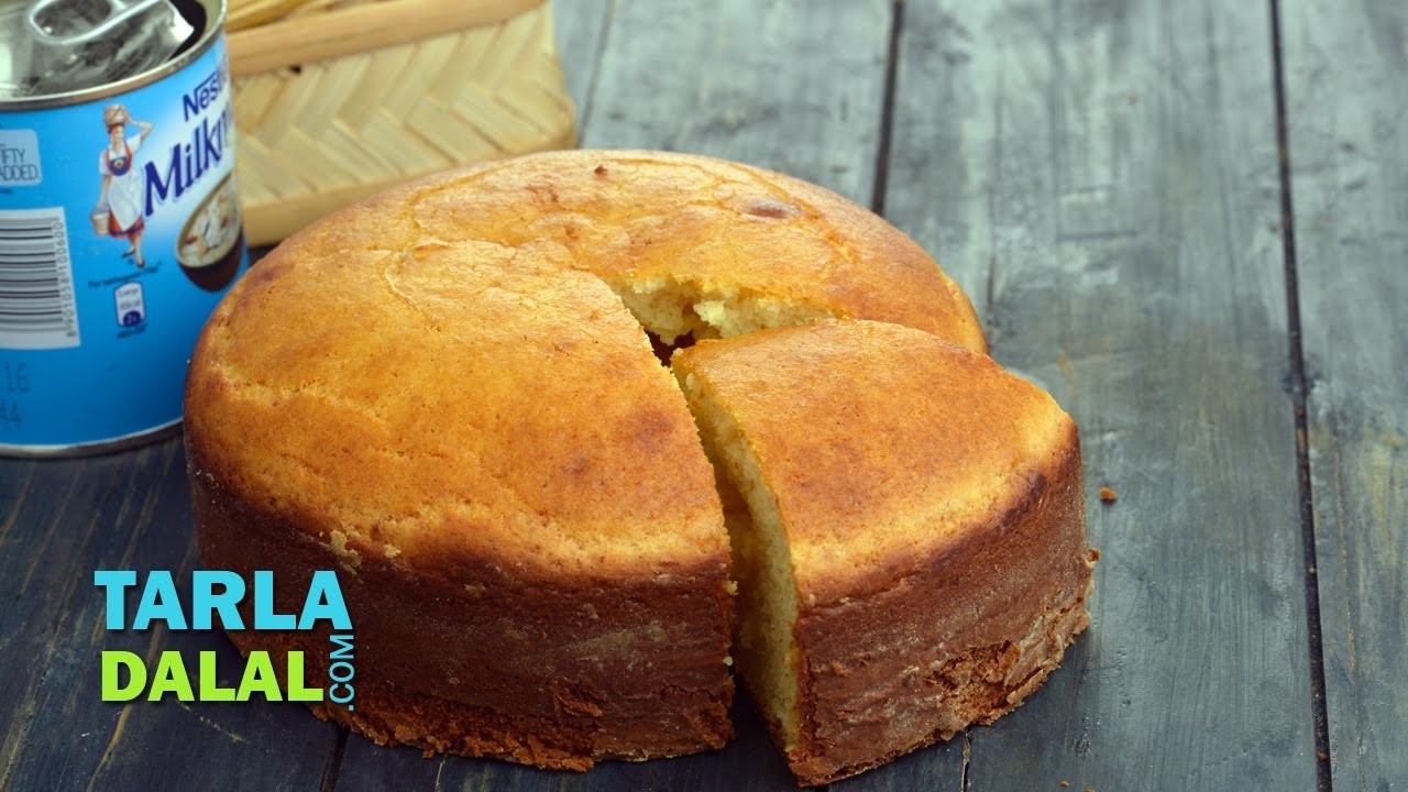 Tarla Dalal Cake Recipe In Pressure Cooker