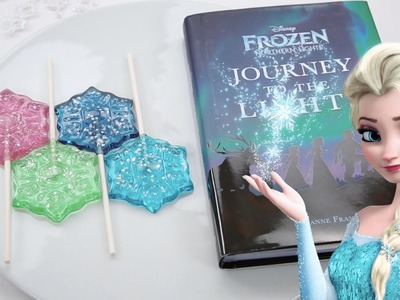 Frozen: Journey to the Lights Lollipops | Dishes by Disney