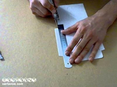 How To: CD.DVD Paper Folder
