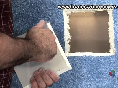 How to Fix Drywall - Pumpkin Patch - Part 2 of 3