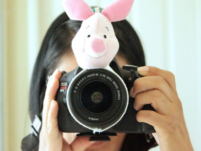 How to get kids to look at the camera.  DIY Camera Accessory