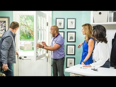 How To - Ken Wingard's DIY Dutch Door - Hallmark Channel