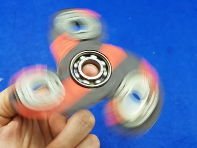How to Make a SPINNER at Home
