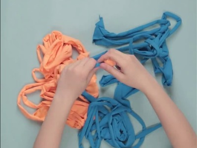 How to make T-Shirt Dog Toy for your NiftyPets