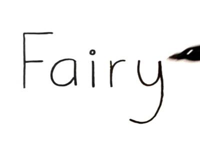 How to Turn Words Fairy into a Cartoon #17