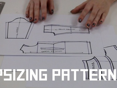 How to Upsize Patterns